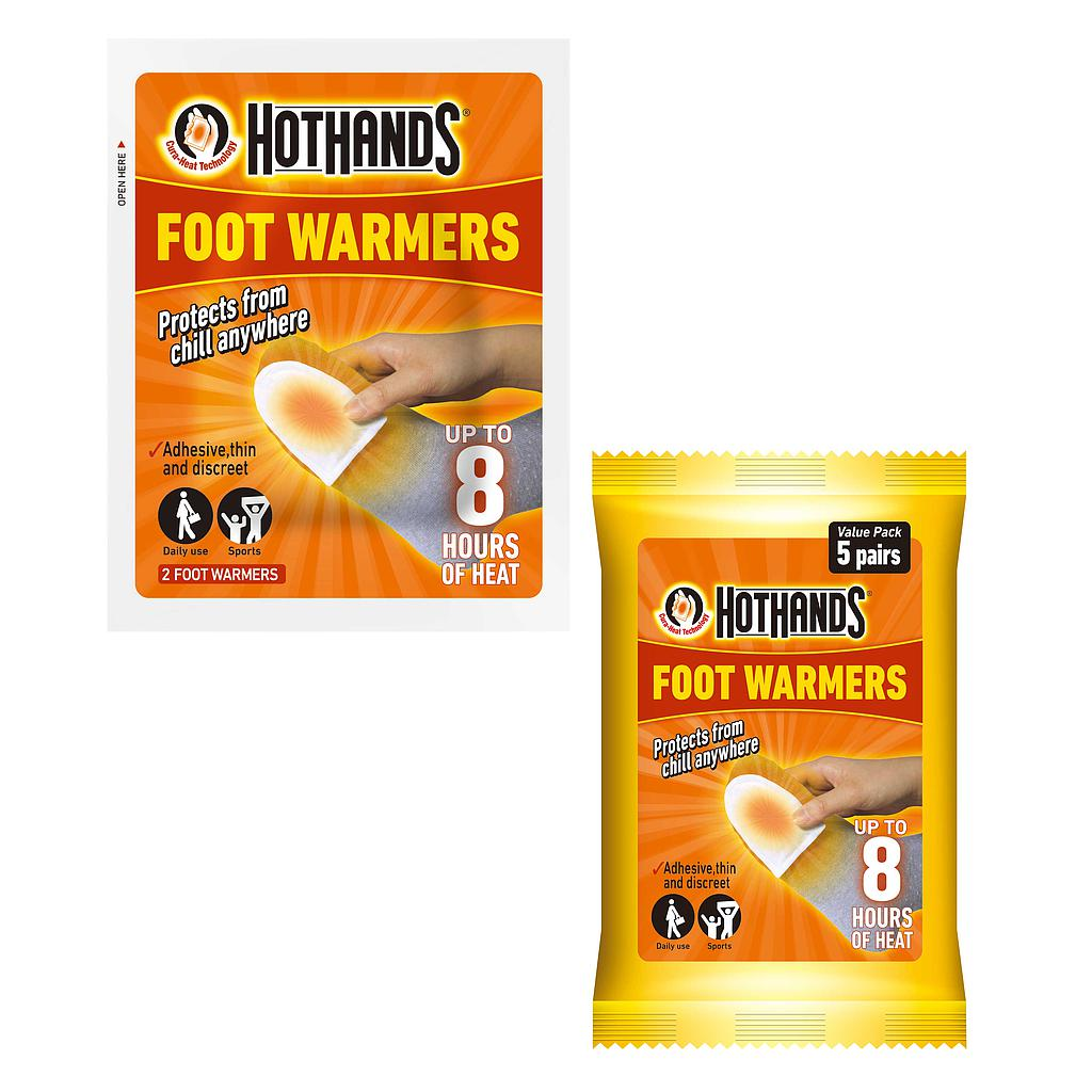 Hot Hands Foot/Toe Warmers