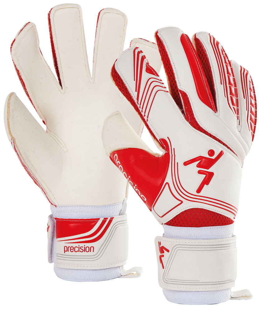 Precision Junior Premier Box Cut/Flat Palm GK Gloves