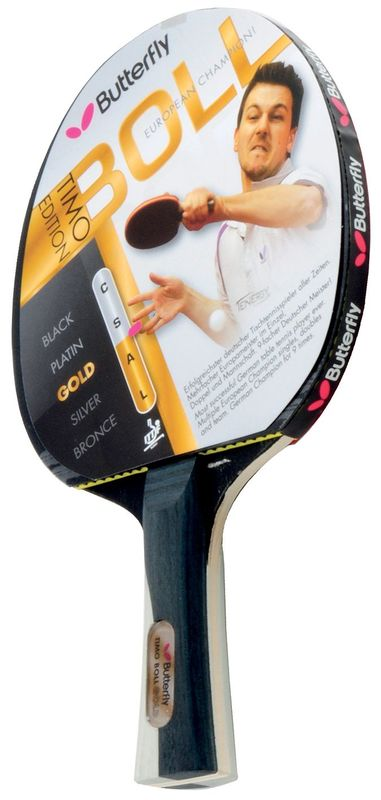 Butterfly Timo Boll Gold Pan Asia Table Tennis Bat