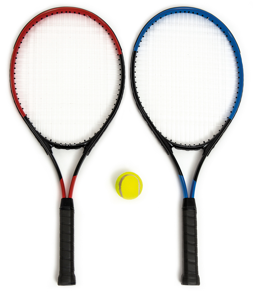 MANTIS 25 Tennis Racket Set