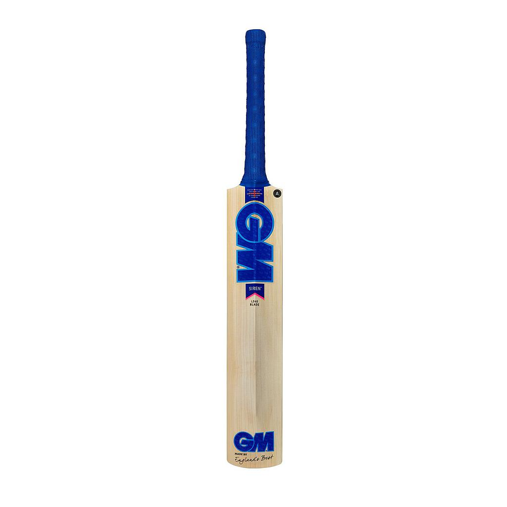 GM Siren 606 English Willow Cricket Bat