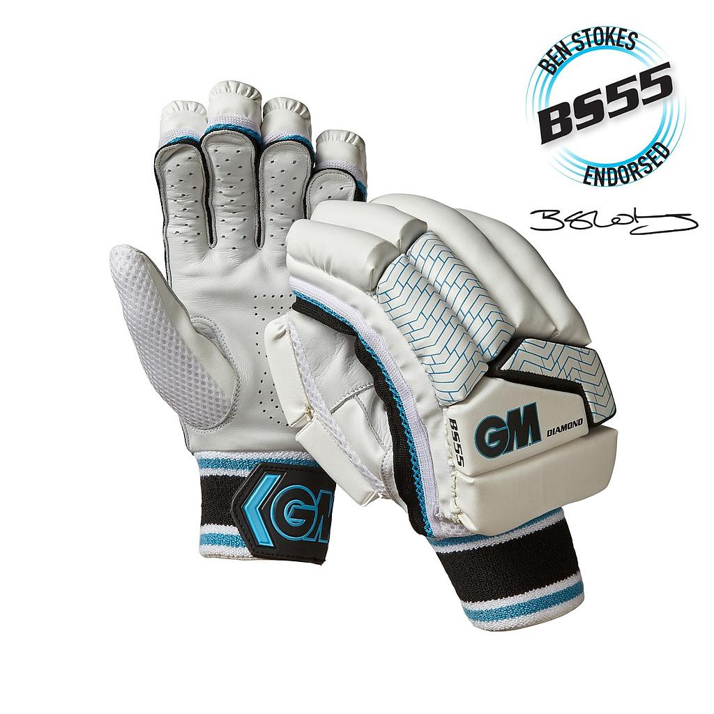 GM Diamond Batting Glove Junior
