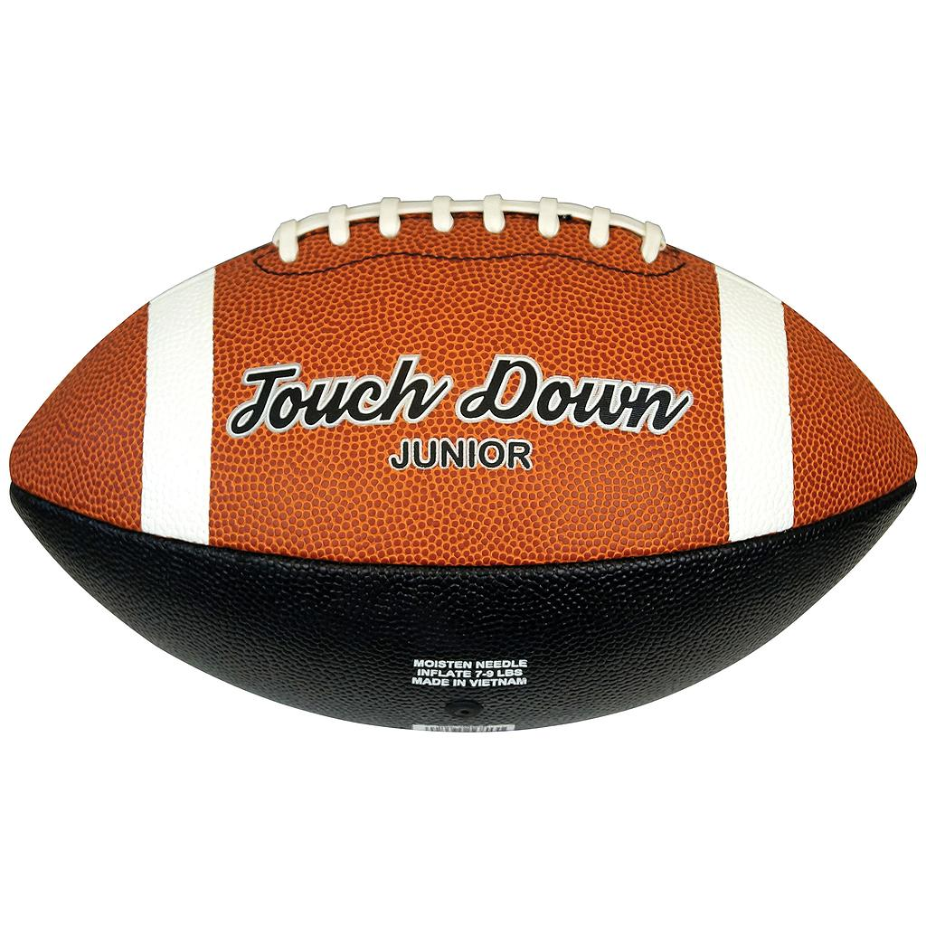 Midwest Hustle American Football Ball Blue-Black