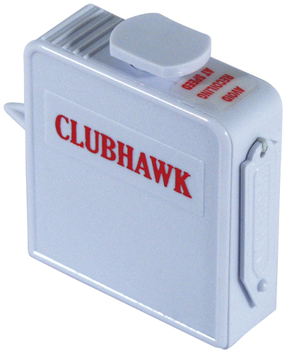 Clubhawk Bowls Measure White