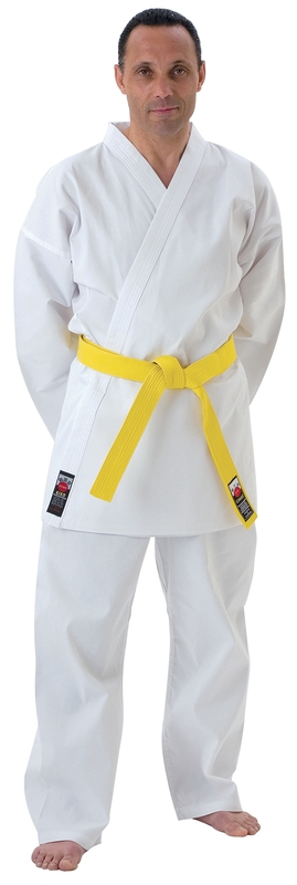 Cimac Giko Karate Suit White Adult
