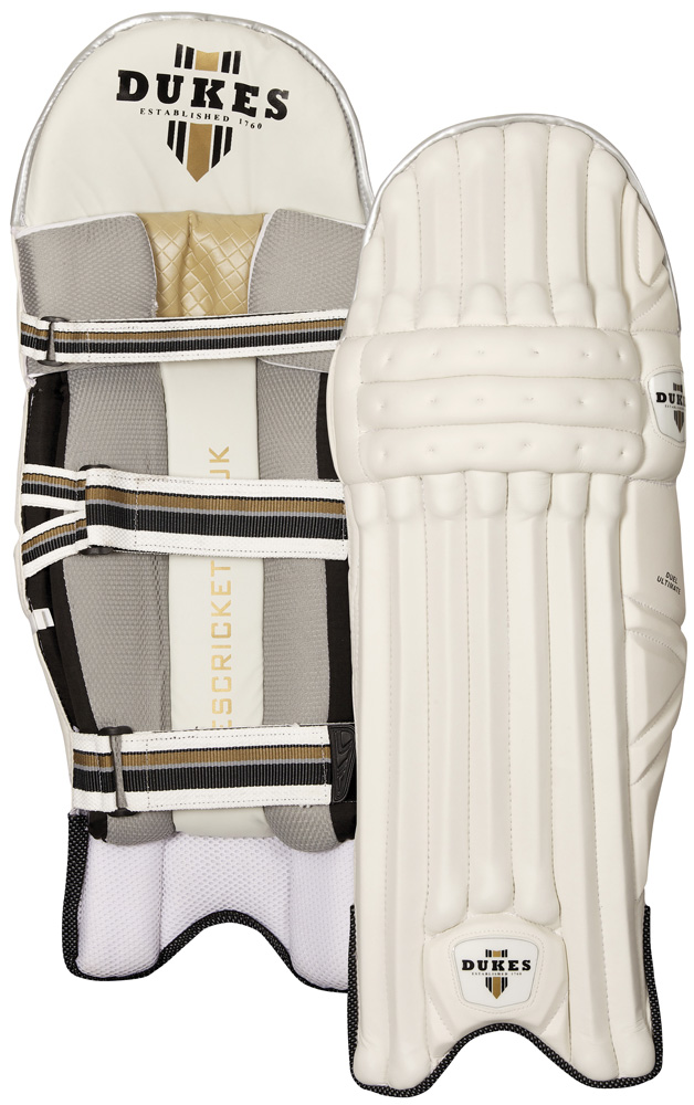 DUKES Duel Ultimate Batting Pads LH