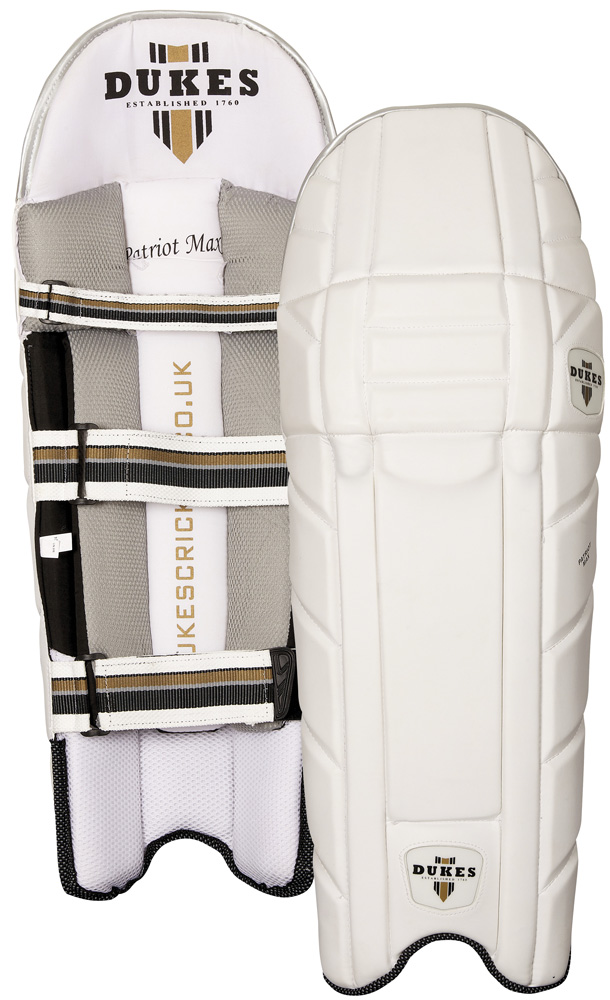 DUKES Patriot Max Batting Pads LH