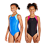 Speedo Boom Splice Muscleback Swimsuit Teen