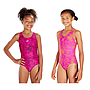 Speedo Boom Allover Splashback Swimsuit Junior